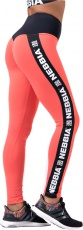 Nebbia Power Your Hero ikonické legíny 531 peach