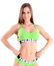 Nebbia Melange Mini Tílko 223 zelené