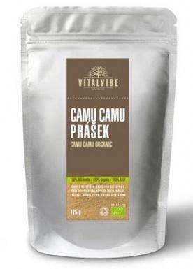 Vitalvibe Camu Camu BIO 125 g