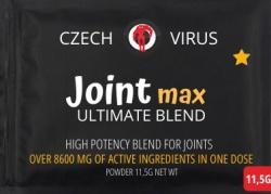 Czech Virus Joint Max Ultimate Blend Peptan® 11,5 g - tropical