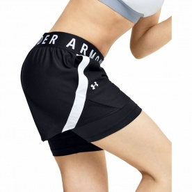 Dámské kraťasy Under Armour Play Up 2-in-1 Shorts - 1351981-001
