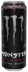 Monster Energy Ultra Black 500 ml