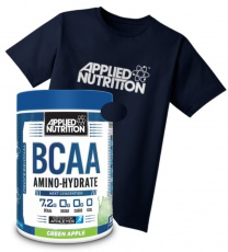 Applied Nutrition BCAA Amino Hydrate 450g + tričko ZDARMA