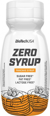 BiotechUSA Zero Syrup 320 ml