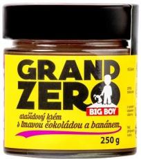 Big Boy Grand Zero s tmavou čokoládou a banánem 250g