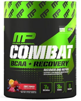 MusclePharm Combat BCAA + Recovery 480 g