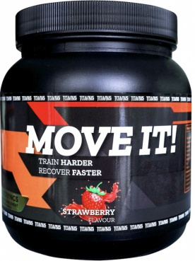 Titánus Intraworkout MOVE IT 600 g
