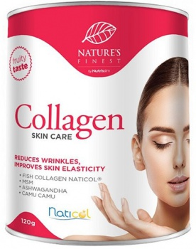 Nutrisslim Collagen Skin Care 120 g - jahoda