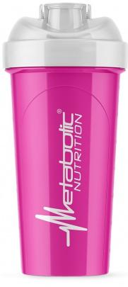 Metabolic šejkr růžový 700ml
