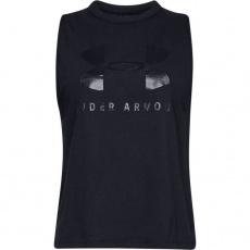 Dámské tílko Under Armour SPORTSTYLE GRAPHIC MUSCLE TANK - 1344150-001