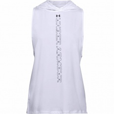 Dámské tílko Under Armour Armour Sport Hooded Tank - 1356292-100