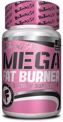 BioTechUSA Mega Fat Burner 90 tablet