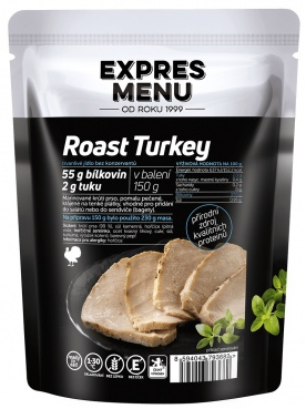 Expres menu Roast Turkey (krůtí) 150g