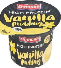 Ehrmann High Protein Pudding 200 g PROŠLÉ DMT