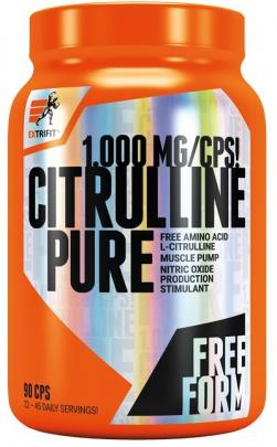 Extrifit Citrulline Pure 1000 mg 90 kapslí