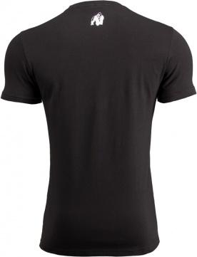 Gorilla Wear Pánské tričko Rock Hill černá