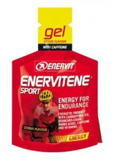 Enervit Gel Competition + kofein 25 ml- citrus PROŠLÉ DMT