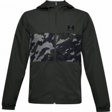 Pánská bunda Under Armour Sportstyle Wind Camo Jkt - 1357140-310