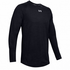 Pánské triko Under Armour Charged Cotton LS - 1351577-001