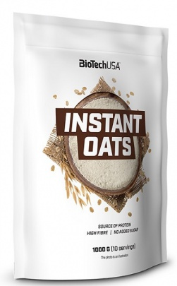 BiotechUSA Instant Oats 1000 g