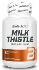 BiotechUSA Milk Thistle - Ostropestřec Mariánský 60 kapslí