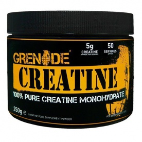 Grenade 100% Pure Creatine Monohydrate 250 g