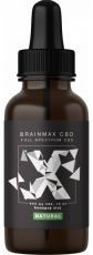 BrainMax CBD olej 10 % 1000 mg 10 ml - Natural