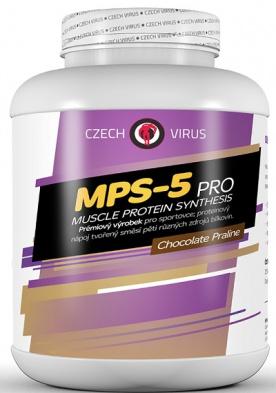 Czech Virus Vícesložkový protein MPS-5 PRO 2250g