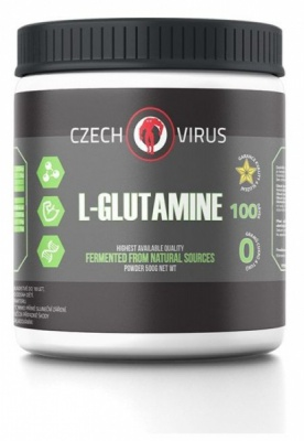 Czech Virus L-Glutamine 500 g