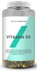 MyProtein Vitamin D3 180 kapslí