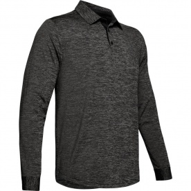 Pánské triko s límečkem Under Armour Long Sleeve Playoff 2.0 Polo - 1345463-001