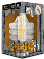 Grenade Thermo Detonator Stim Free 80 kapslí VÝPRODEJ