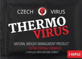 Czech Virus Thermo Virus 2 kapsle (1 dávka)