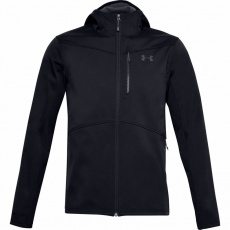 Pánská softshellová bunda Under Armour CGI Shield Hooded FZ - 1355846-001