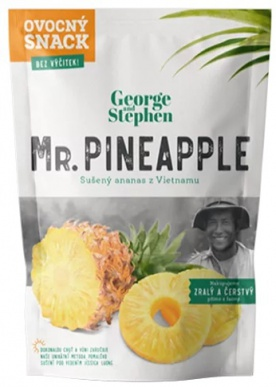 George and Stephen Mr. Pineapple 40 g