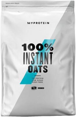 MyProtein Instant Oats 5000 g bez příchuti