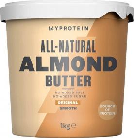 MyProtein Mandlové máslo (Almond butter) 1000 g