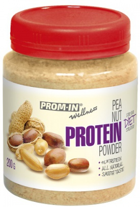 Prom-in Peanut Protein Powder 200 g PROŠLÉ DMT