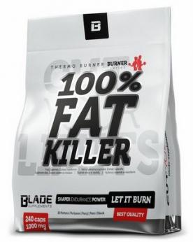 BS Blade 100% Fat Killer 1000 mg 120 kapslí VÝPRODEJ
