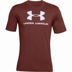 Pánské triko Under Armour BIG LOGO SS - 1329590-688