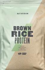Myprotein Brownie Rice Protein 1000 g - bez příchuti