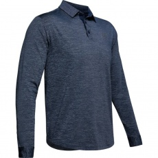 Pánské triko s límečkem Under Armour Long Sleeve Playoff 2.0 Polo - 1345463-408