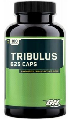 Optimum Nutrition Tribulus 625 Caps 100 kapslí PROŠLÉ DMT