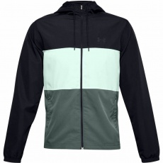 Pánská bunda Under Armour  Sportstyle Wind Grphc Jkt - 1357136-001