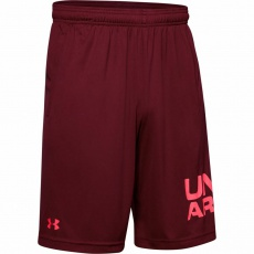 Pánské kraťasy Under Armour Tech Wordmark Shorts - 1351653-615