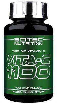 Scitec Vitamin Vita-C 1100 100 kapslí