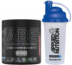 Applied Nutrition A.B.E. 315g + Applied Šejkr 700 ml ZDARMA