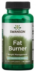 Swanson Fat Burner 60 tablet