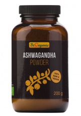 BiOrganic Ashwaganda prášek 200 g BIO