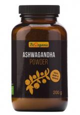 Biorganic Ashwagandha prášek 200 g BIO